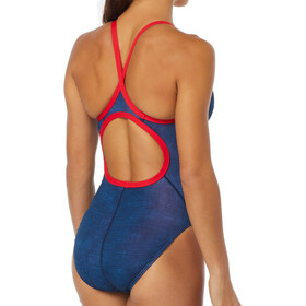 TYR W's Sandblasted Diamondfit Swimsuit Durafast One Navy